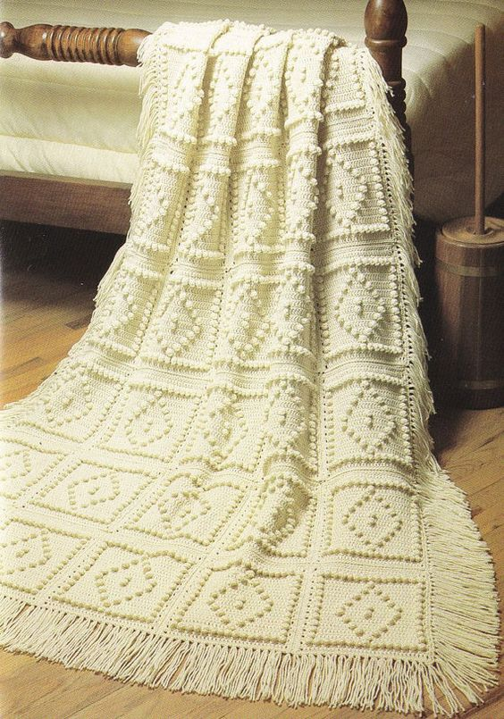 Fisherman Knit Afghan Pattern Free : Pinterest   The world s catalog of ideas