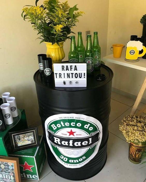 Bar, boteco, cerveja, Heineken
