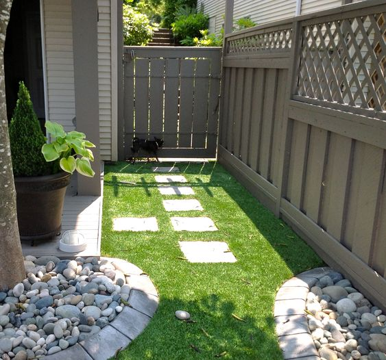 Https Www Houselogic Com By Room Yard Patio Fake Grass
