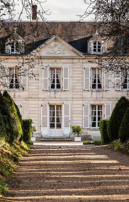 French Country House French Country Homes And Window On