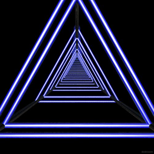 tumblr triangle symbol - Google Search on We Heart It ...