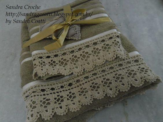 Ravelry: scoatti's Barrado de Croche - crochet edging