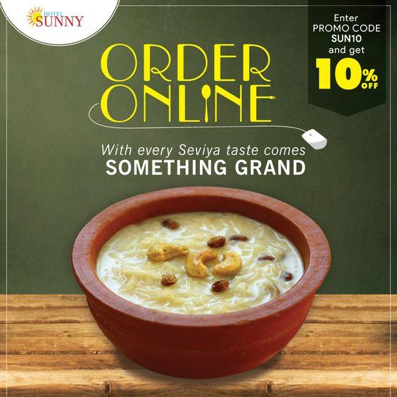 ORDER ONLINE & GET 10% OFF Website - www.hotelsunny.in For reservation: 2522-5616/3549  #hotelsunny #tasteofmumbai #offer #keralafood #tasteofkerala #vegfood #veg #mumbai #food #foodie #yum #yummy #orderonline #homedelivery #delivery #fooddelivery #zomato #bestfood #kerala #tastyfood #tasty #bandra #dadar #kurla #payasam #kheer #keralasweet