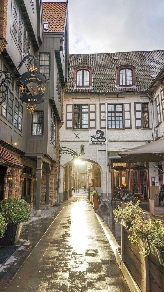 Bruges, Belgium (by aurelian2012)