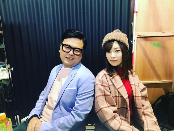 島崎遥香さんと久保田さん