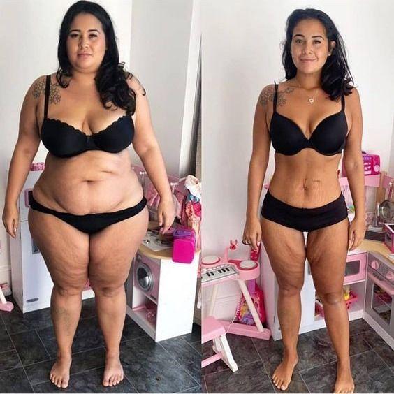 Sie können 20 Kilo in zwei Monaten verlieren