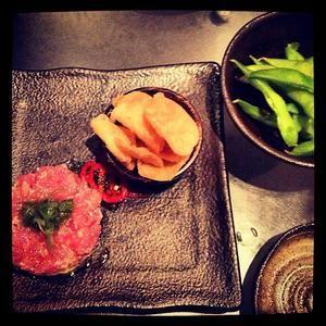 @Union Sushi + Barbeque Bar #sushi beauty