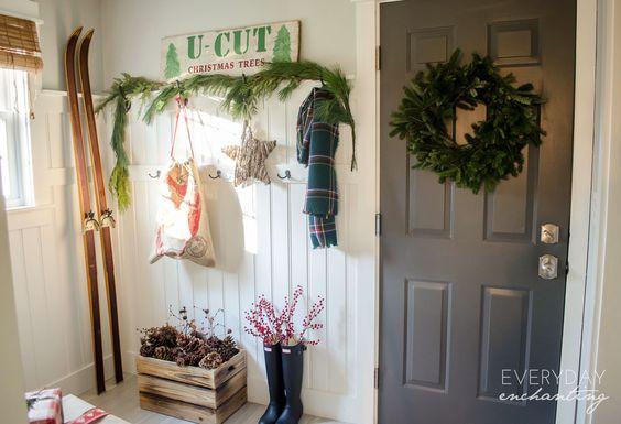 Nice Home Signs Style Rustic Christmas Jennifer O Neill Christmas