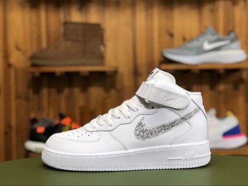 2018 Nike Air Force 1 Low Just Do It White BQ5361 100 Nike  Nike
