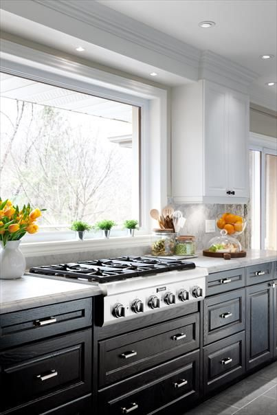 Thermador kitchen gallery house stuff pinterest for Kitchen front design