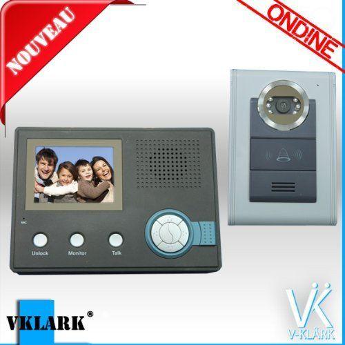 Visiophone interphone SANS-FIL Vklark Ondine de Vklark, http://www.amazon.fr/dp/B00AF62CZ0/ref=cm_sw_r_pi_dp_Zv9Tqb1NQFNP3