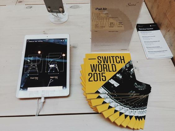 Switch World 2015