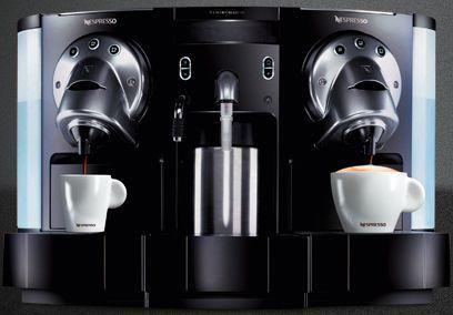 Nespresso Kaffeemaschinen mieten