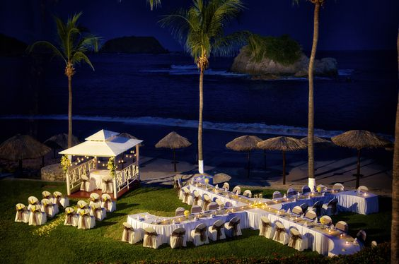Perfect wedding nigh
