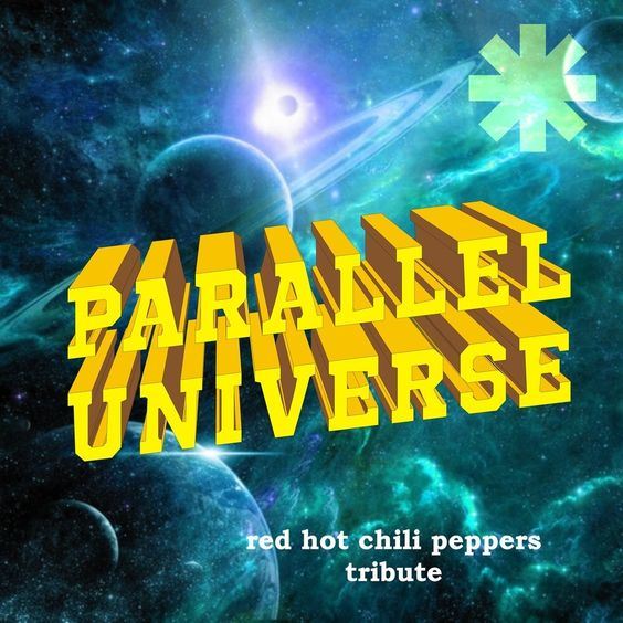 Red Hot Chili Peppers – Parallel Universe (single cover art)