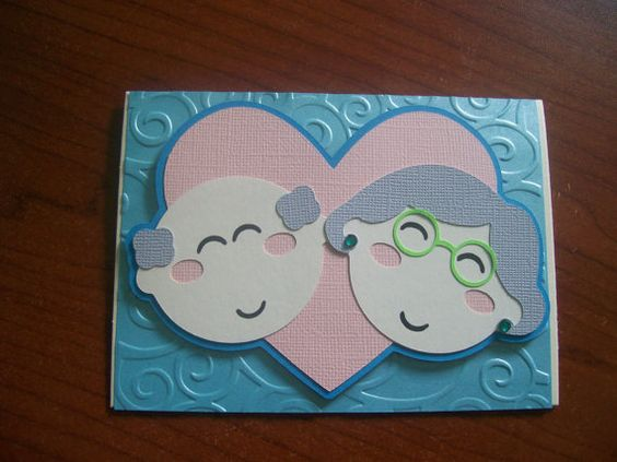 Grandparents Day Crafts and Cards | Craft Ideas ...