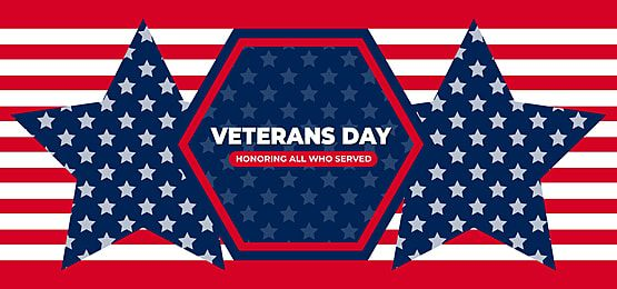Flat Design Veterans Day Background Memorial Day Usa Veterans Day Friendship Day Greetings