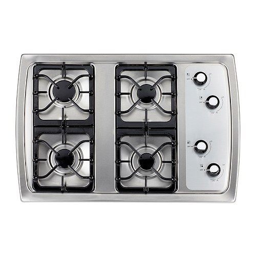 gas and electric sink cooktop combo