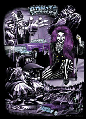Homie joker   Jokers/ ... Lowrider Arte Joker