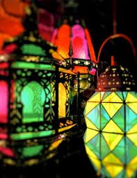 Resultado de imagen para moroccan lamps