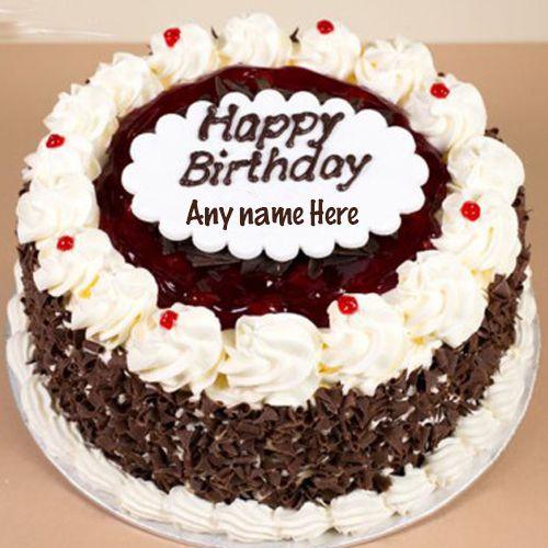 Fantastic Birthday Cake With Name Full Hd Pic In 2020 Happy Birthday Cake Personalised Birthday Cards Fashionlily Jamesorg
