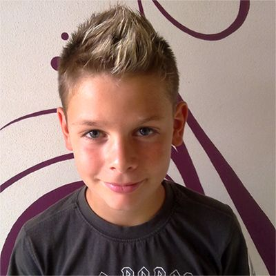 Pleasing Boy Haircuts Hairstyles For Boys And Kid Hairstyles On Pinterest Short Hairstyles Gunalazisus