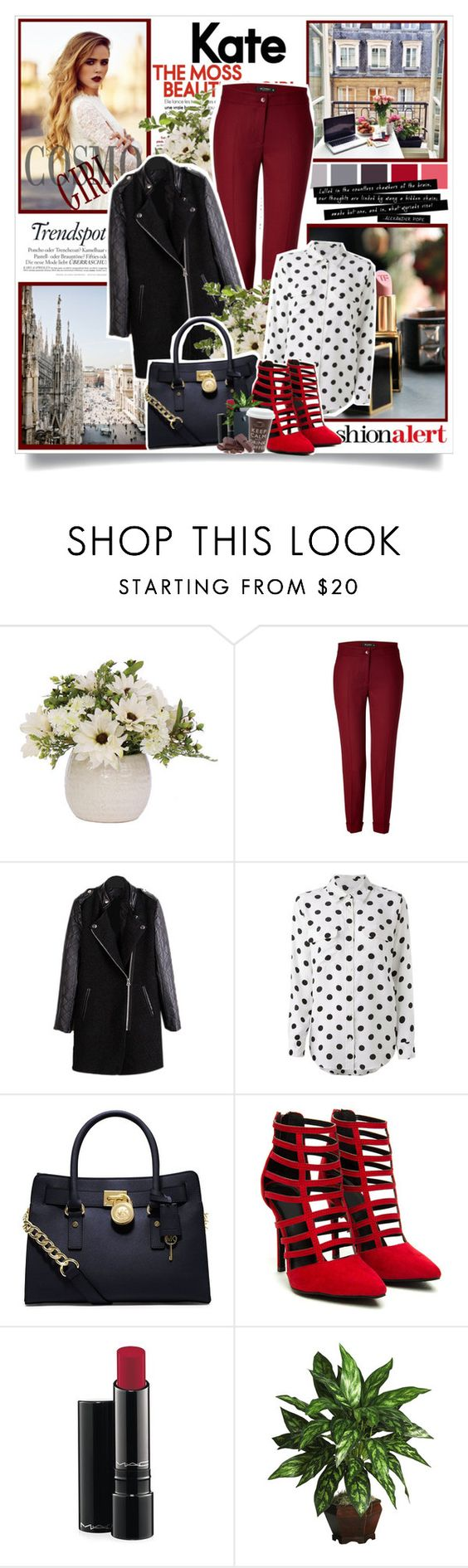 """""""1359"""" by likepolyvore13 ❤ liked on Polyvore featuring Lux-Art Silks, Etro, Tom Ford, Melissa, Equipment, MICHAEL Michael Kors, MAC Cosmetics, Nearly Natural, women's clothing and women's fashion"""