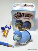 The Cold Turkey by Hiroshi Yoshii with box