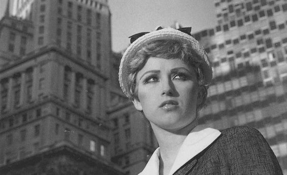 Cindy Sherman by Wesley Danes, via Flickr