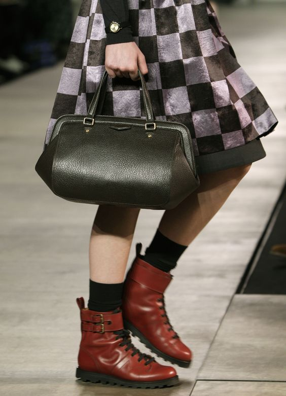Marc by Marc Jacobs delivers usual hipster vibe