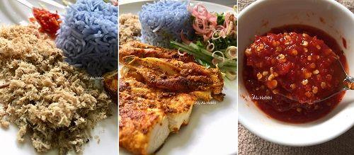 Resepi Nasi Kerabu Golok Tumis Diet Resep