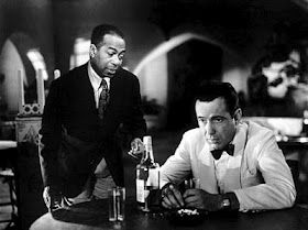 """""""Of all the gin joints in all the towns in all the world, she walks into mine."""""""