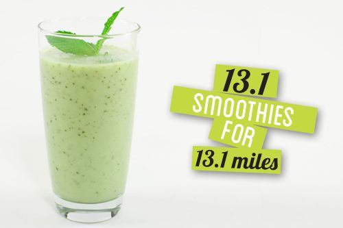From rejuvenating coconut water to protein packed hemp seeds, these smoothies are keeping us feeling as cool as a cuke as we kick our training into high gear!