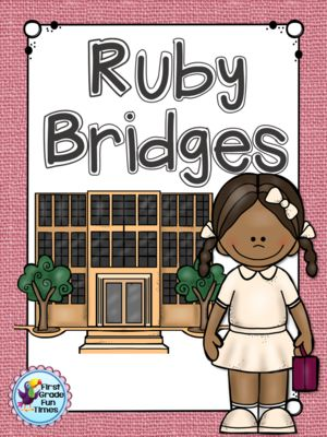 Black History Ruby Bridges from
