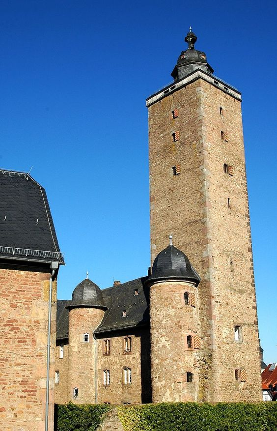 Burg Steinau