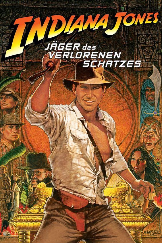 Jäger des verlorenen Schatzes (1981) - Filme Kostenlos Online Anschauen - Jäger…