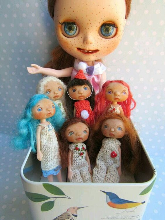Miniature Connie Love Friend