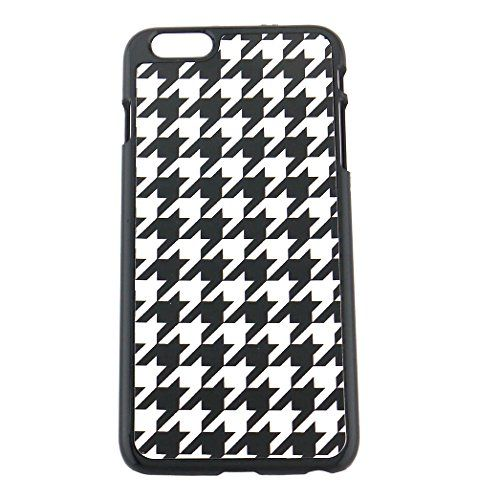 Alabama Houndstooth print pleather iPhone 6 Plus + protective shell case casing for perfect cover and precision fit BlingKicks http://www.amazon.com/dp/B00R26KE4W/ref=cm_sw_r_pi_dp_kbOVub14A9ZMK&keywords=iphone+6+case