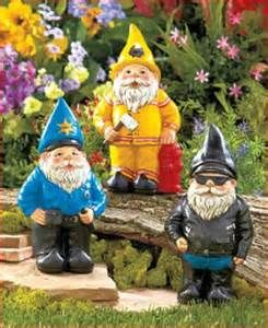 Novelty Gnome Statue Sports The Respected Attire Of A Career Or Hobby That You Love Decorative Figurine Is Sure To Add Personality Your Home Garden
