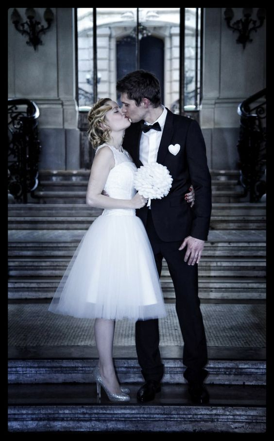 robe de mariee kitty and dulcie - mariage de Cécile et Kévin http://withalovelikethat.fr