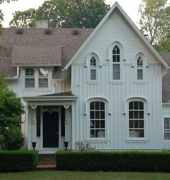 American gothic, Granville, Ohio
