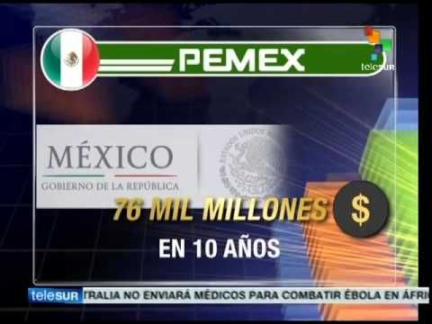 Pemex abrirá en 2015 a inversión privada su campo petrolero más grande