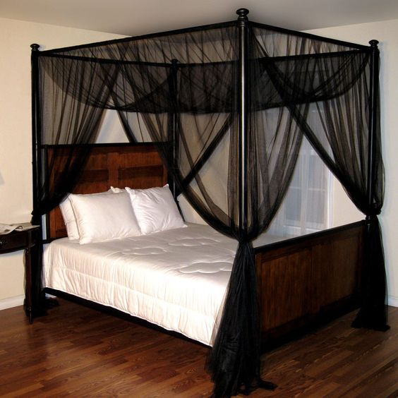 casablanca palace 4 post bed panel canopy multi functional straight panel bed canopy - Multi Canopy Decor