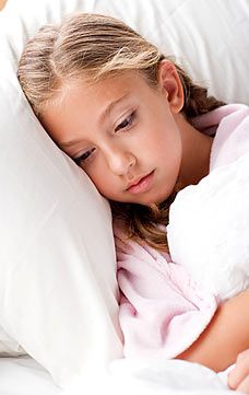 Image result for sick young girl