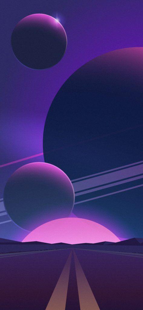 Iphone X Wallpaper Screensaver Background 025 Space 4k Ultra Hd