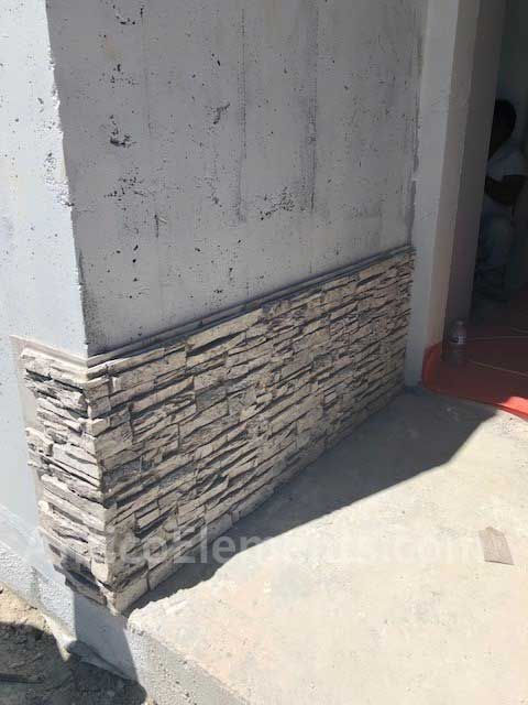 Cascade Stacked Faux Stone Urethane Wall Paneling Stone Siding Exterior Stone Siding Panels Stone Panels Exterior