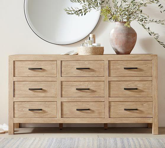 Linwood 9 Drawer Wide Dresser In 2020 Dresser Decor Furniture Furniture Decor