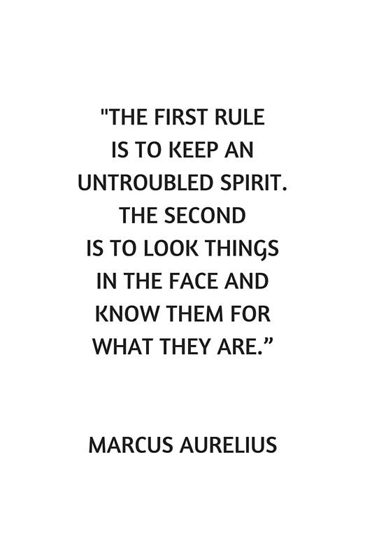 Stoic Philosophy Quote Untroubled Spirit Marcus Aurelius Framed Print By Ideasforartists In 2021 Stoic Quotes Stoicism Quotes Philosophy Quotes