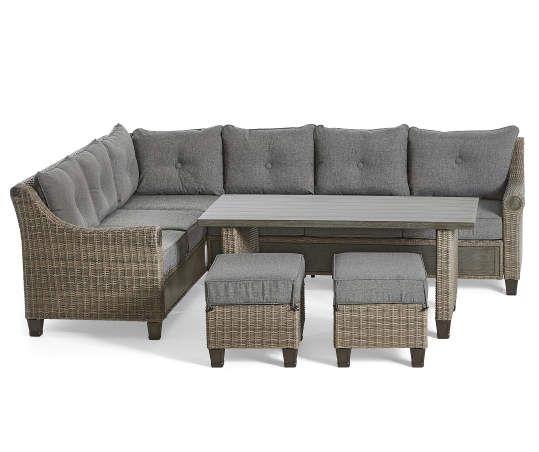 Wicker Patio Furniture, Broyhill Patio Furniture