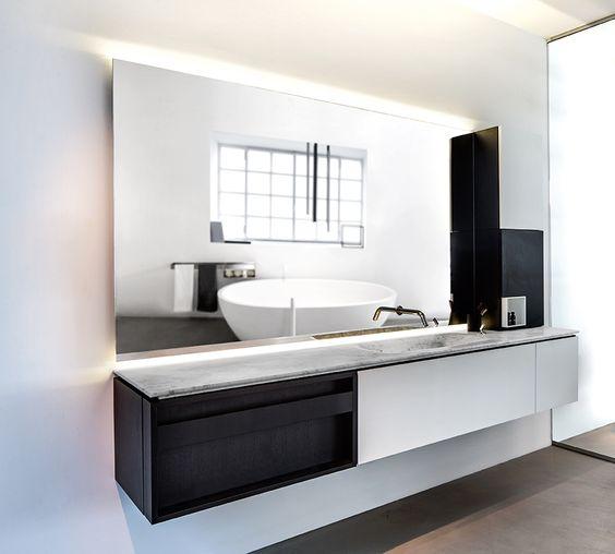 Agape flat xl ottocento 002 design benedini associati programma di mobili per bagno da notare - Programma progettazione bagno ...